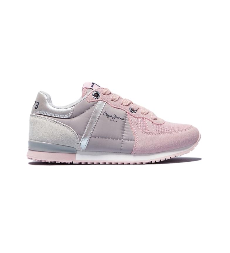Comprar Pepe Jeans Sneakers Sydney Combi pink