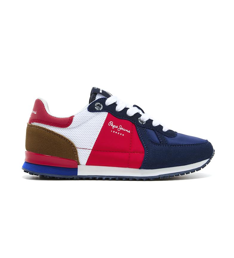 Pepe Jeans Sydney Trend Boy marine shoes