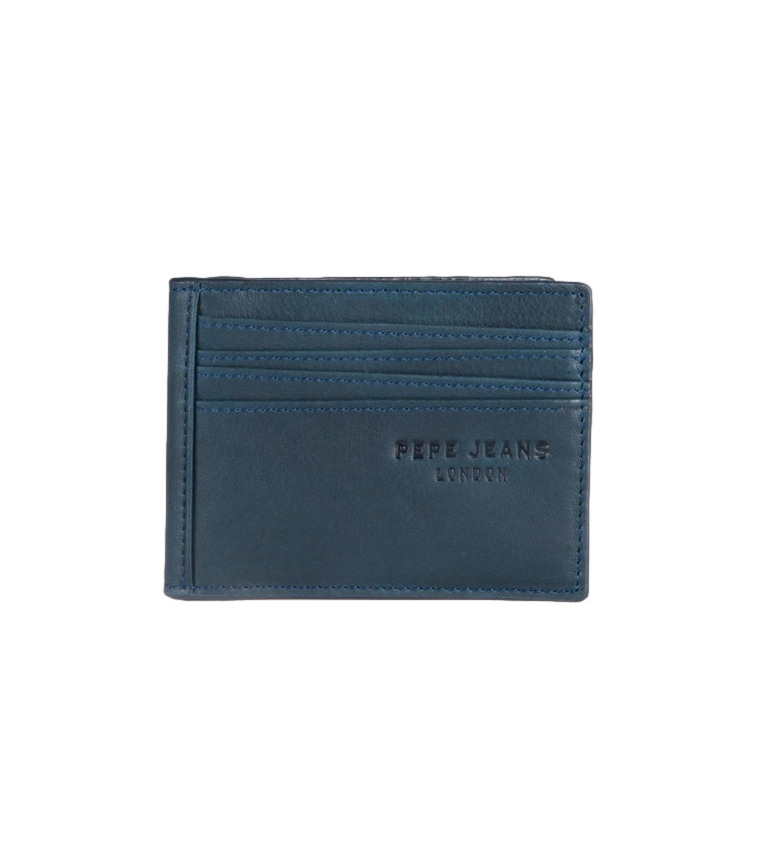 Comprar Pepe Jeans Pepe Jeans Card Holder Colorido Azul -9,5x7,5 cm-