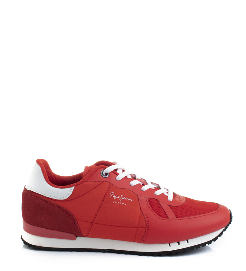 Comprar Pepe Jeans Sapatos Tinker HR vermelho
