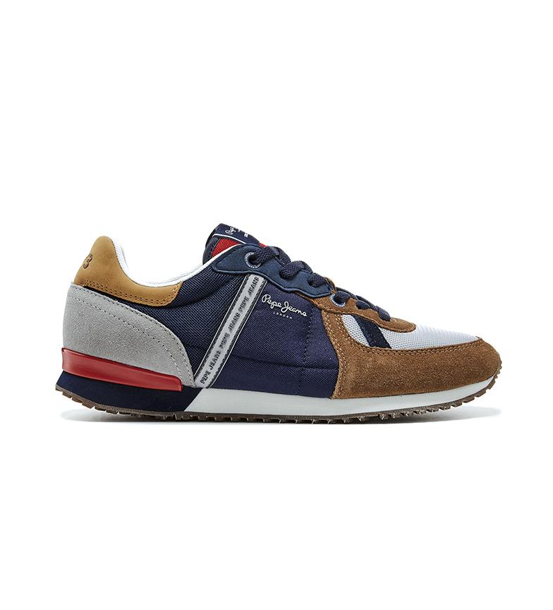 Comprar Pepe Jeans Zapatillas Tinker Zero 21 marrón, marino