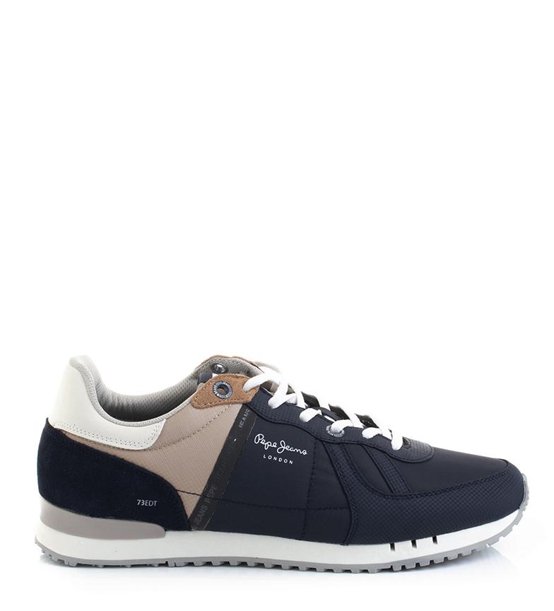 Comprar Pepe Jeans Zapatillas Tinker Zero marino, marrón
