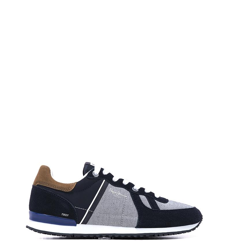 Comprar Pepe Jeans Tinker Zero Sailor shoes bleu, gris