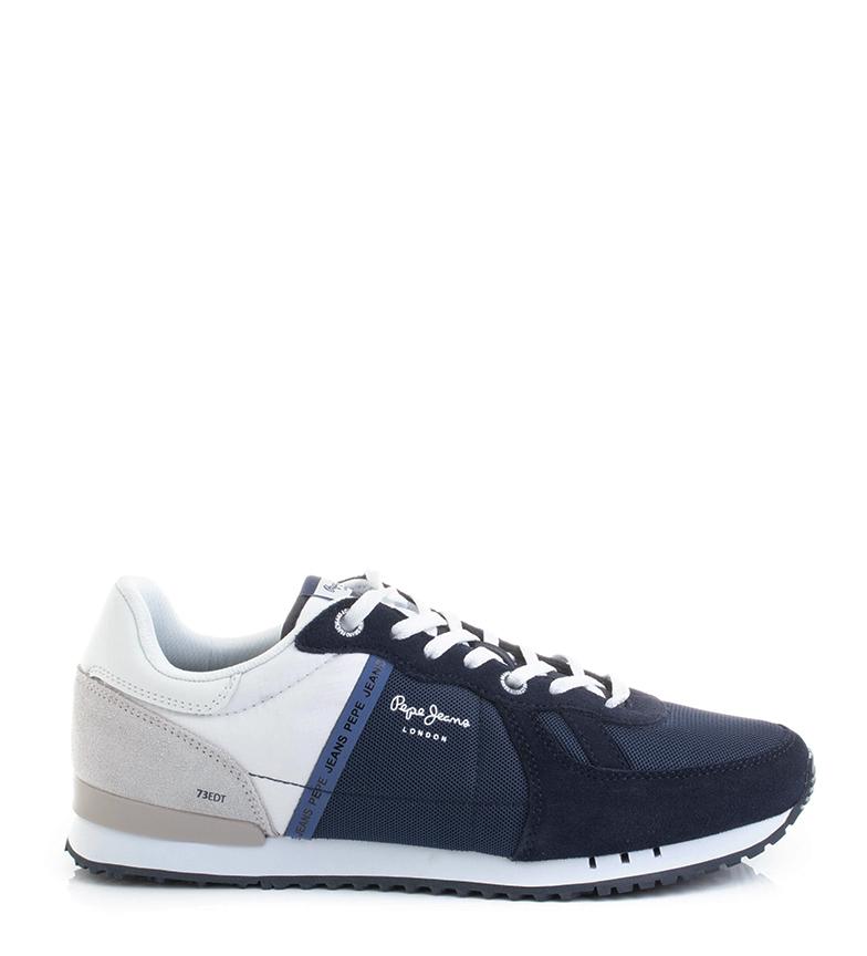 Comprar Pepe Jeans Scarpe Tinker Zero Seal blu scuro