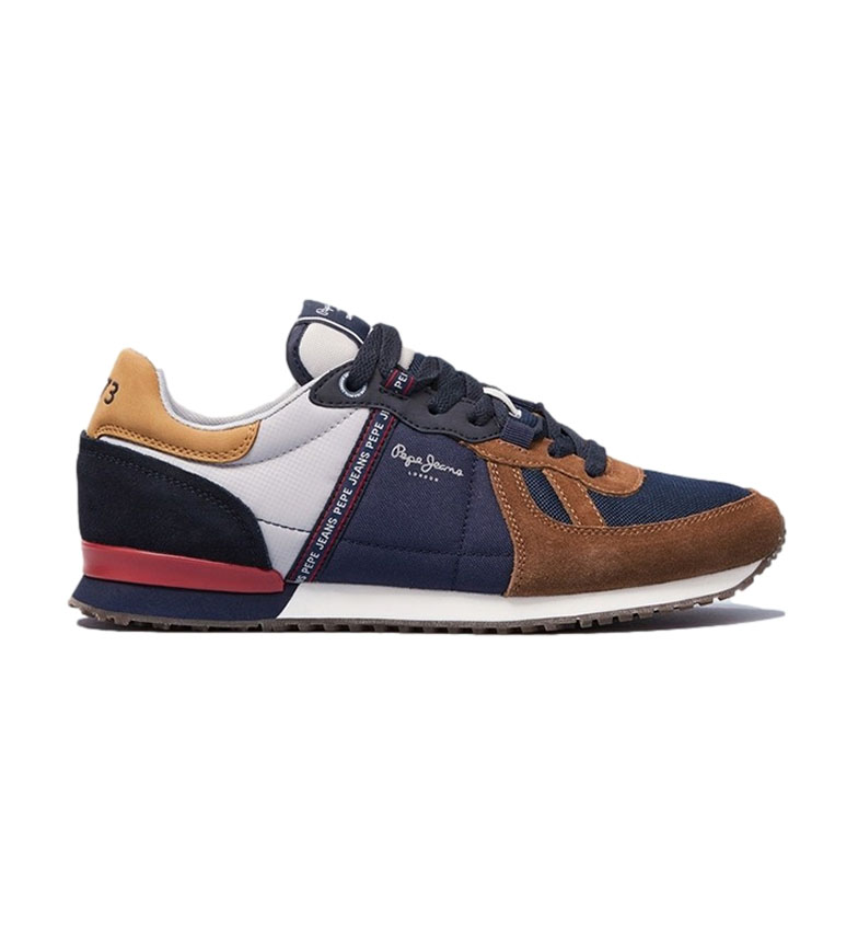 Comprar Pepe Jeans Tinker Zero Tape Cognac Sneakers, multicolor