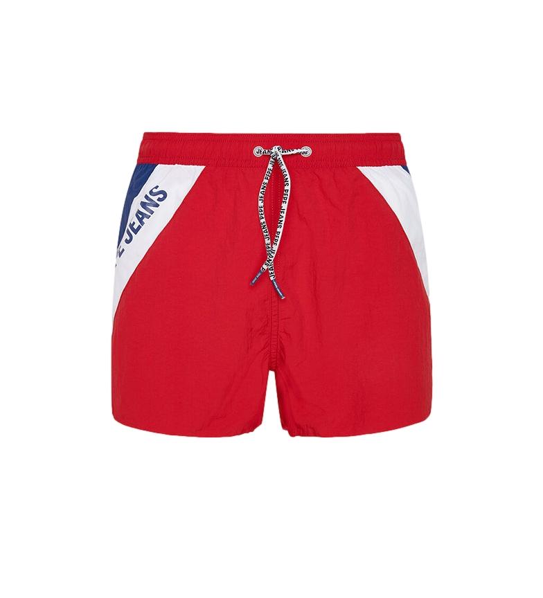 Comprar Pepe Jeans Fato de banho Tomeo vermelho