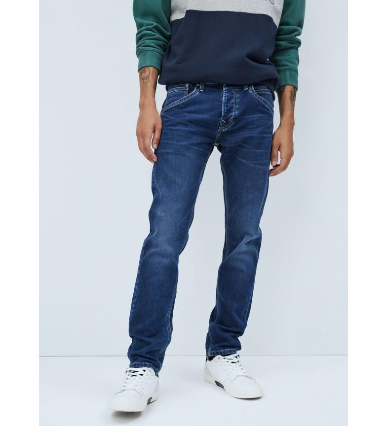 Comprar Pepe Jeans Calças de ganga Regular Fit Azul Cintura Regular