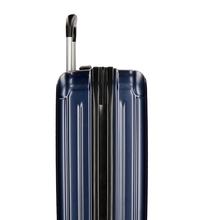 Comprar pepe jeans trolley de cabina color stripes azul for 20 x 40 planimetrie della cabina