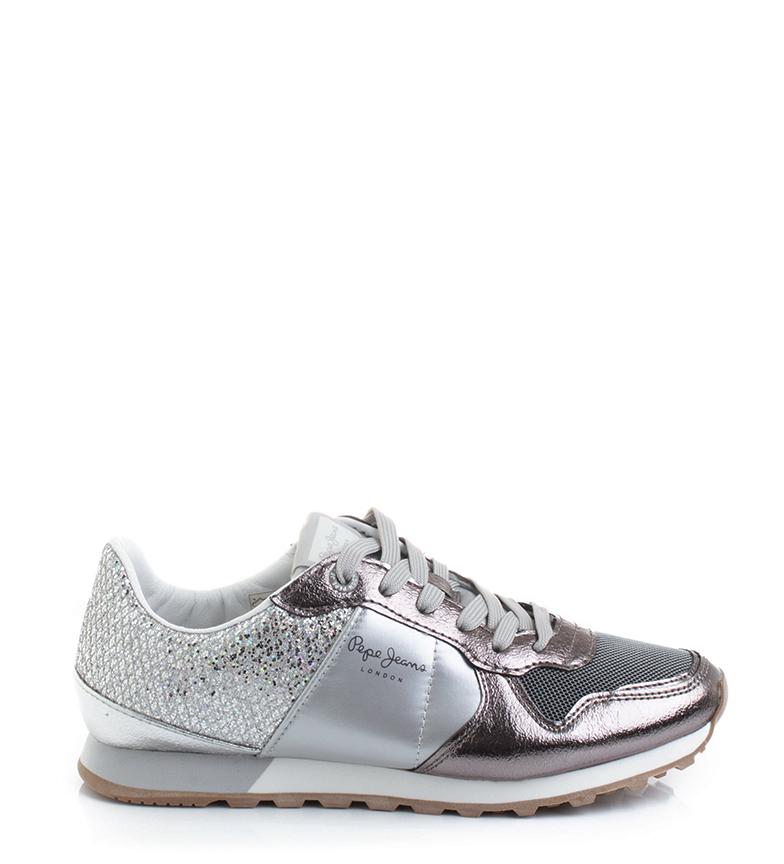 Comprar Pepe Jeans Verona W Blom silver shoes