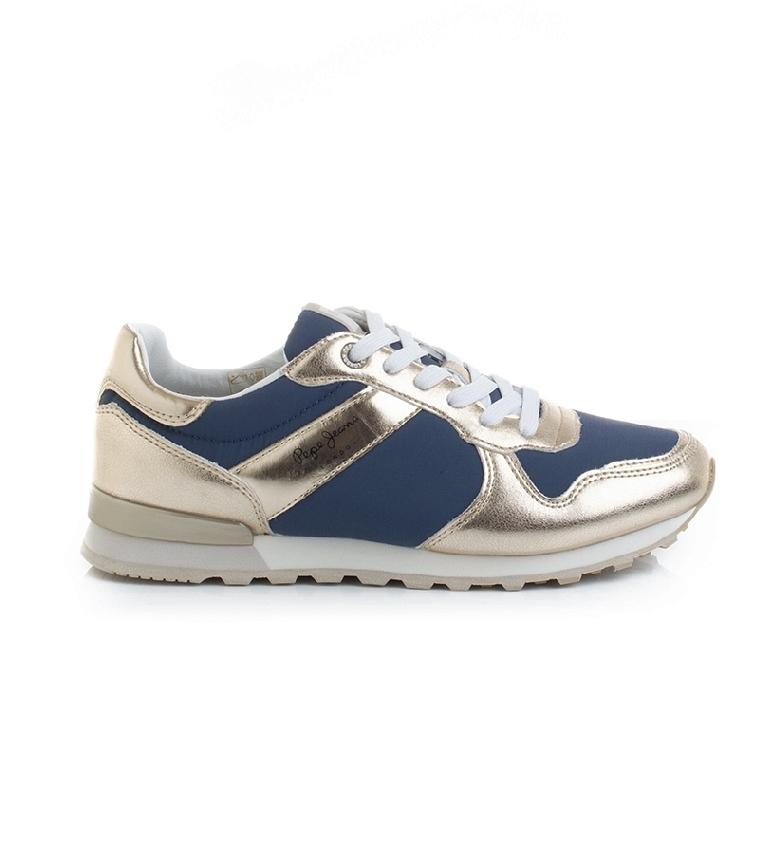 Comprar Pepe Jeans Zapatillas Verona W Greek 2 marino, dorado