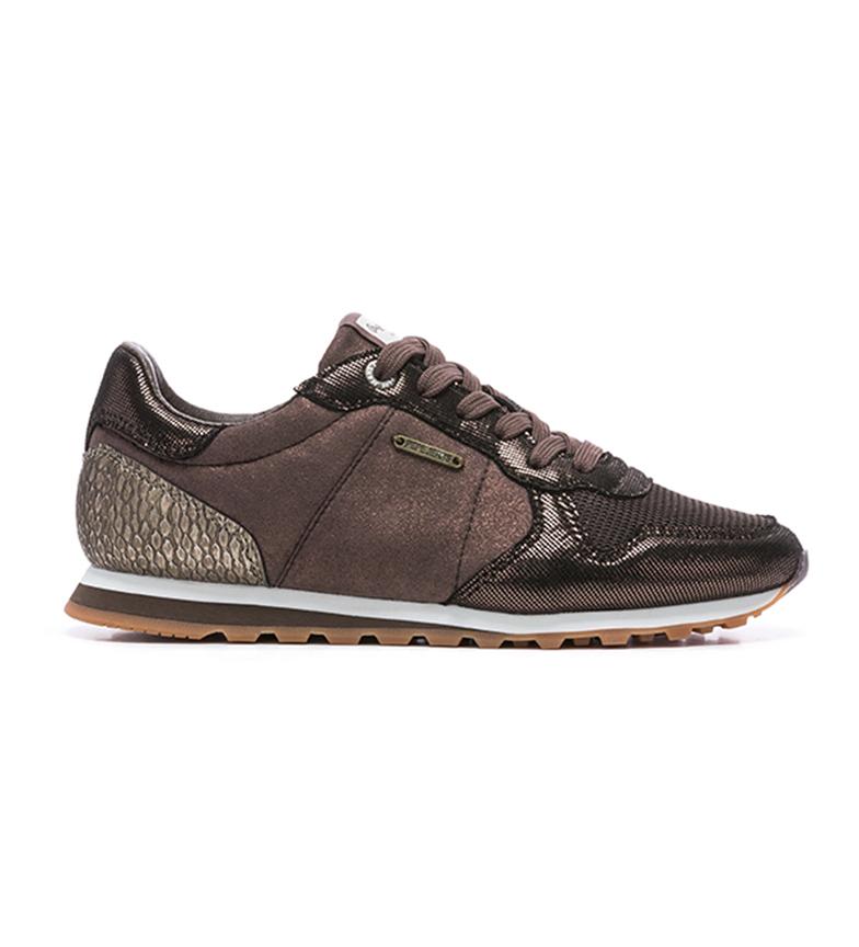 Comprar Pepe Jeans Verona W Top brown shoes