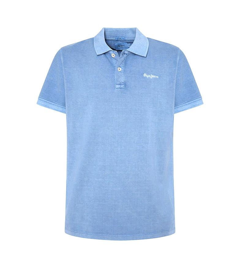 Pepe Jeans Polo Vincent GD blue