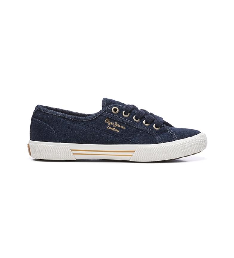 Comprar Pepe Jeans Zapatillas Aberlady Denim20 azul