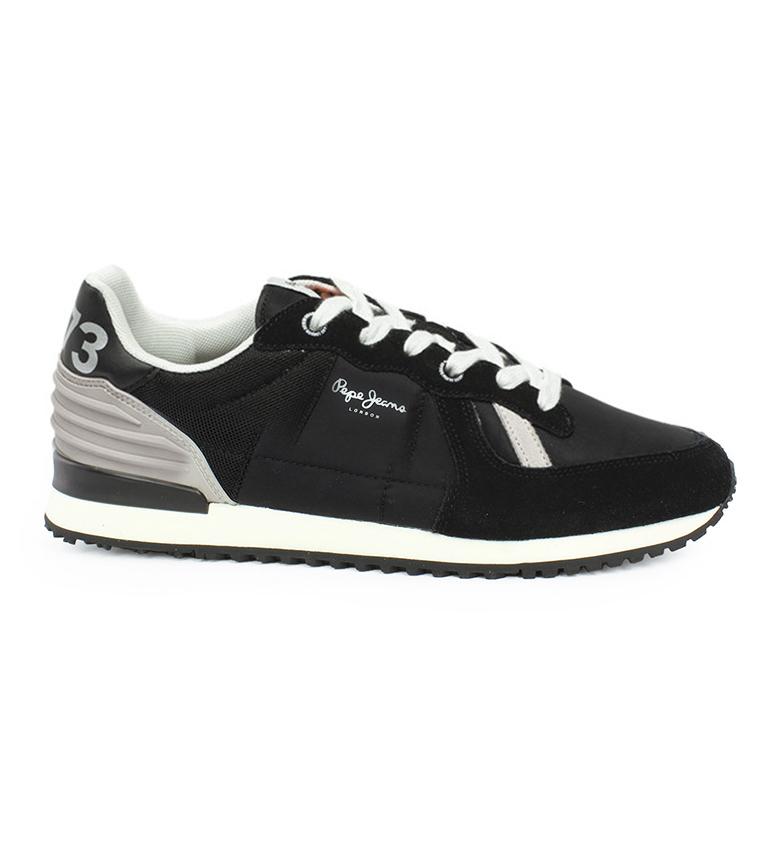 Comprar Pepe Jeans Zapatillas Combinada Tinker WER negro
