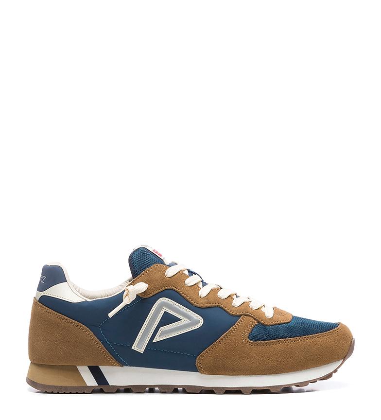 Comprar Pepe Jeans Zapatillas Klein Archive marrón, azul