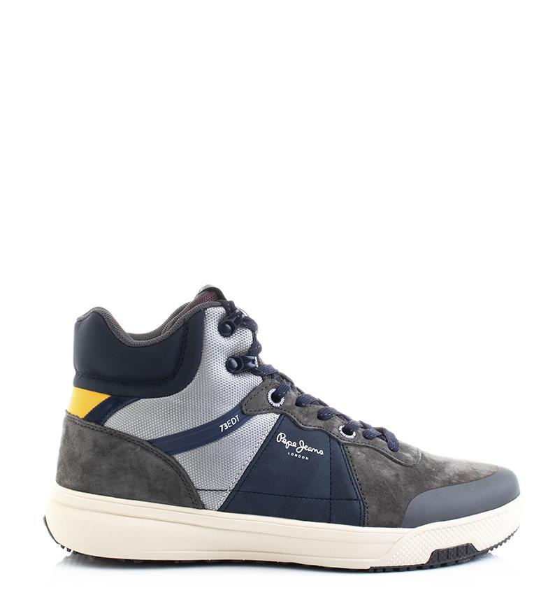 Comprar Pepe Jeans Slate Pro Navy Grey Shoes