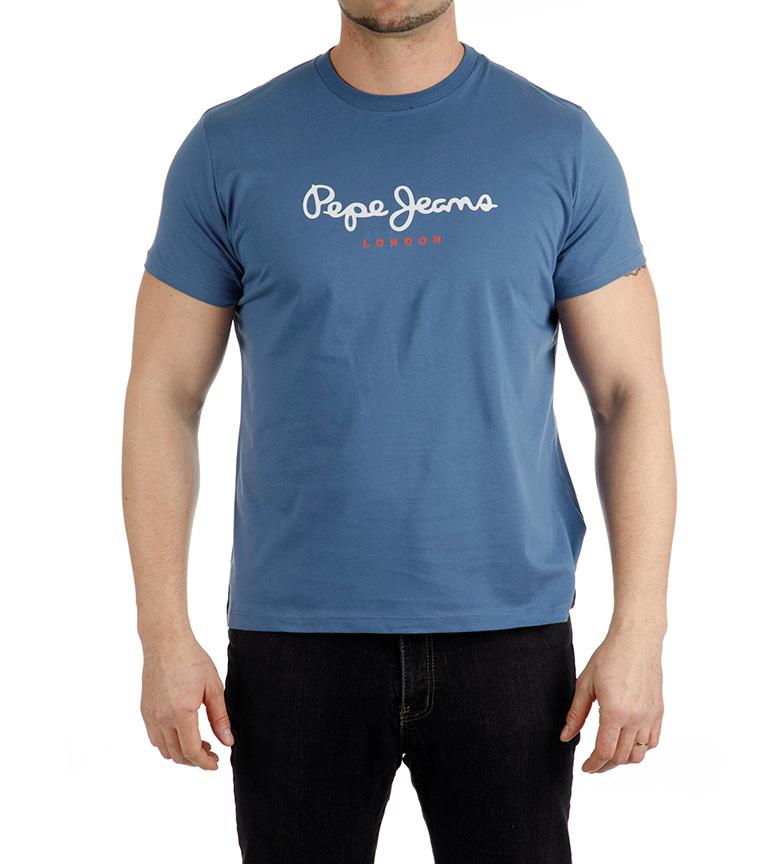 billige samlinger Pepe Jeans Skjorte Marduk Gris rabatt anbefaler pålitelig online unisex ejJGcj