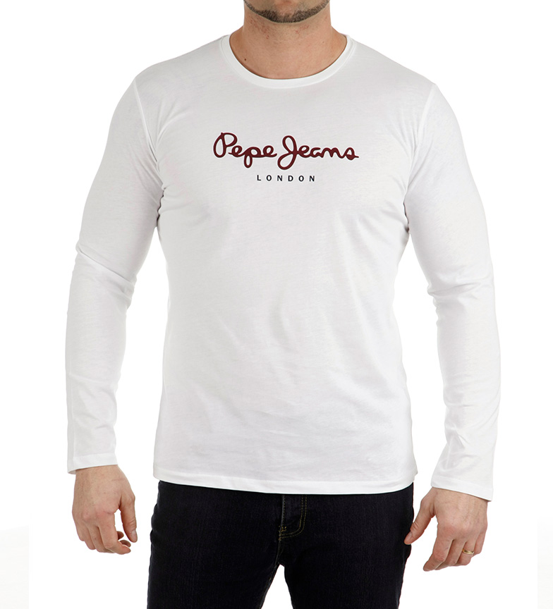 Comprar Pepe Jeans Chemise blanche Carinos