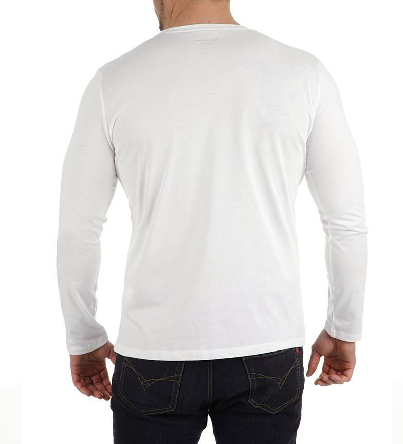 Pepe-Jeans-Camiseta-Carinos-marino-Hombre-chico-Azul-Blanco-Negro-Casual