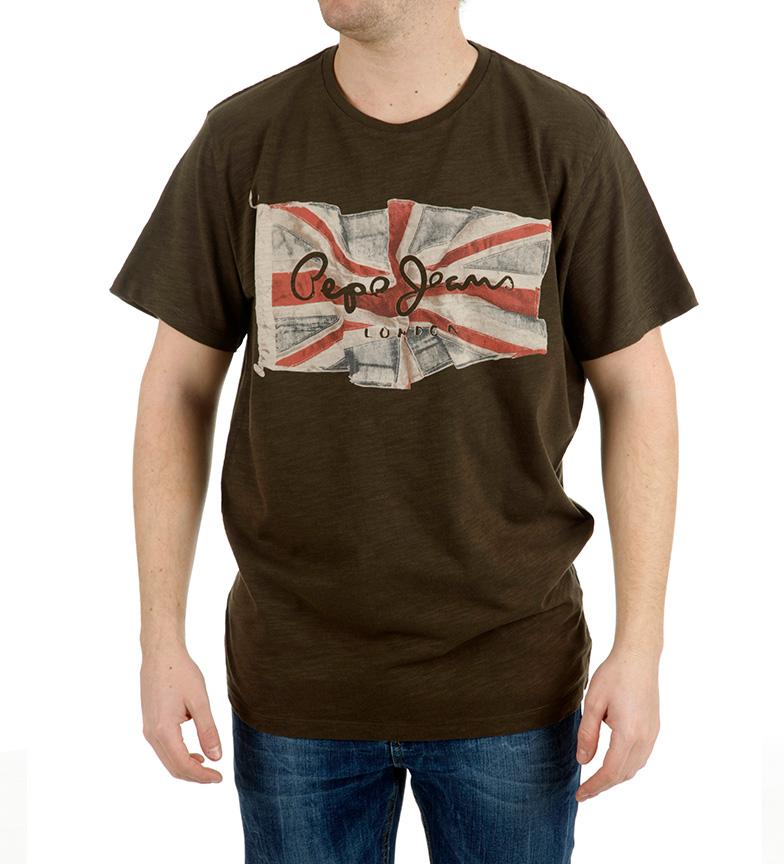 Comprar Pepe Jeans Carpo brown T-shirt