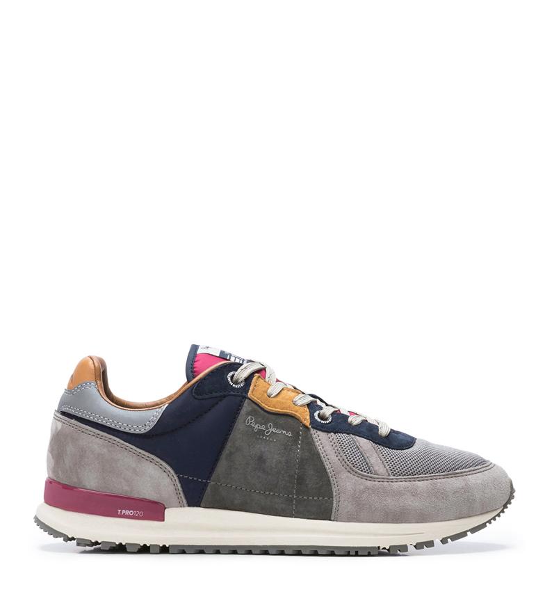 Comprar Pepe Jeans Zapatillas Tinker Pro 19 Woodland gris
