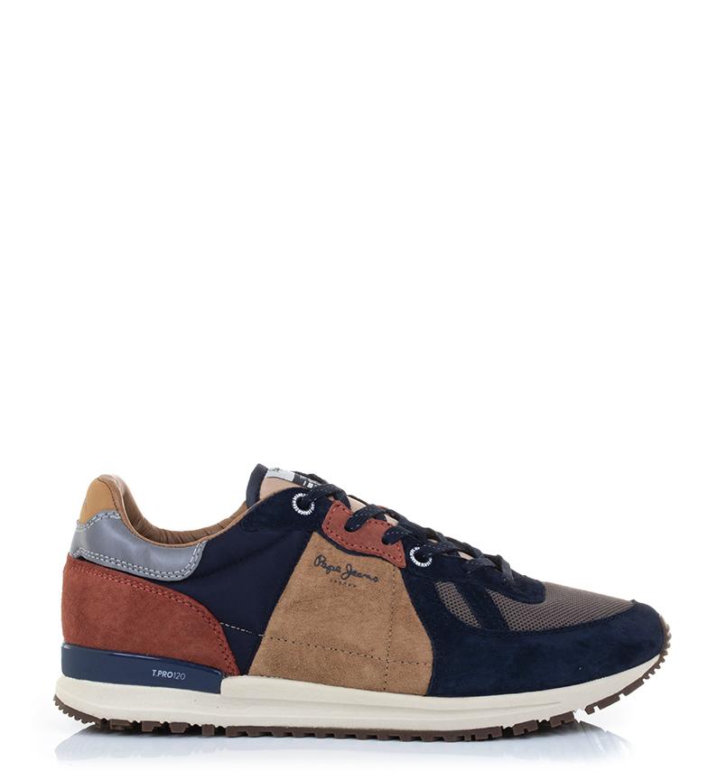 Comprar Pepe Jeans Tinker Pro 19 Baskets marine Woodland