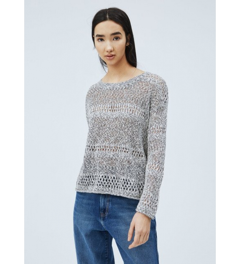 Comprar Pepe Jeans Pull-over Amelia gris