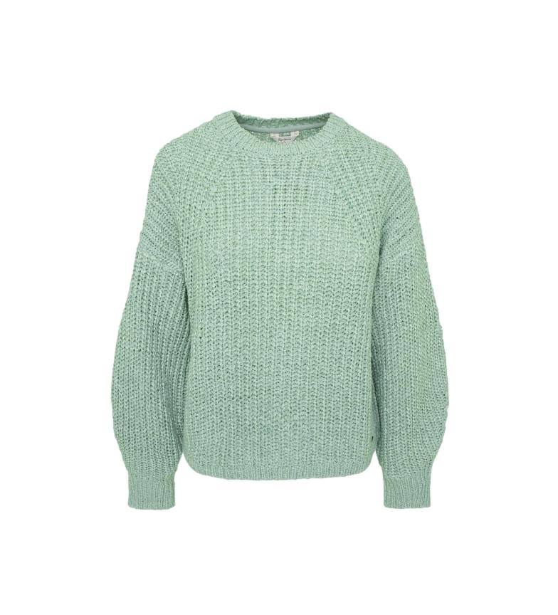 Comprar Pepe Jeans Green Anne sweater