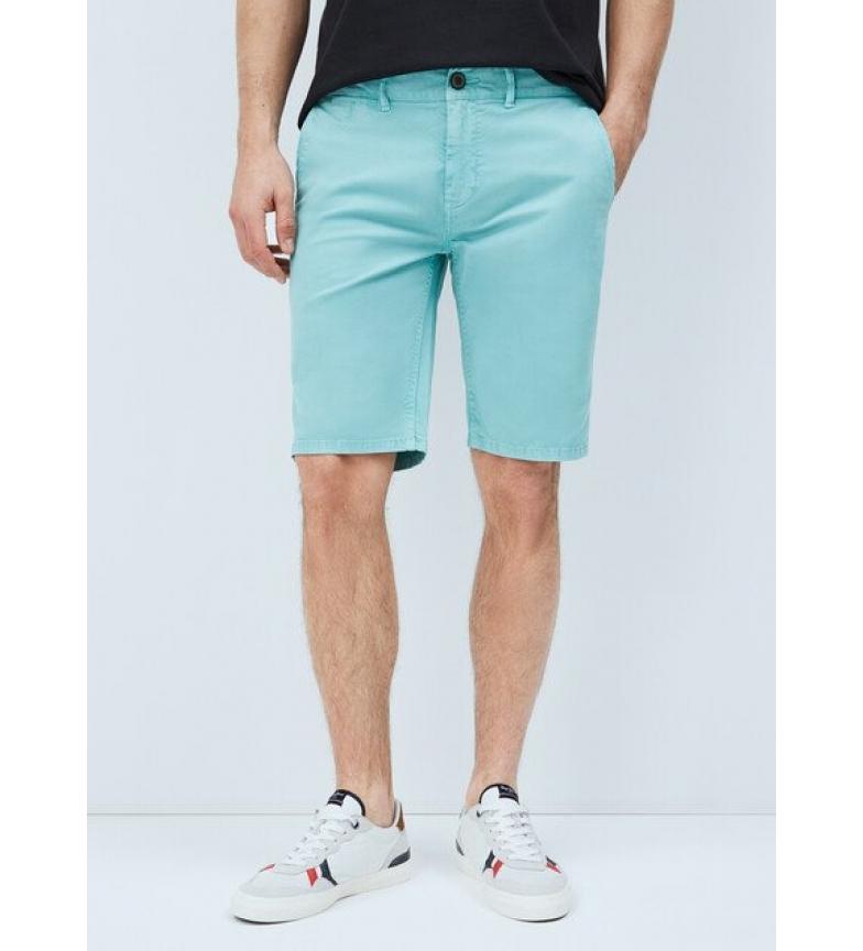 Comprar Pepe Jeans Pantaloncini Blackburn azzurri