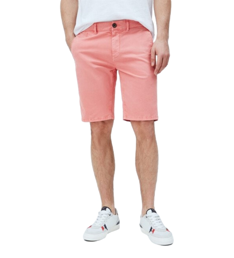 Pepe Jeans Shorts Blackburn coral