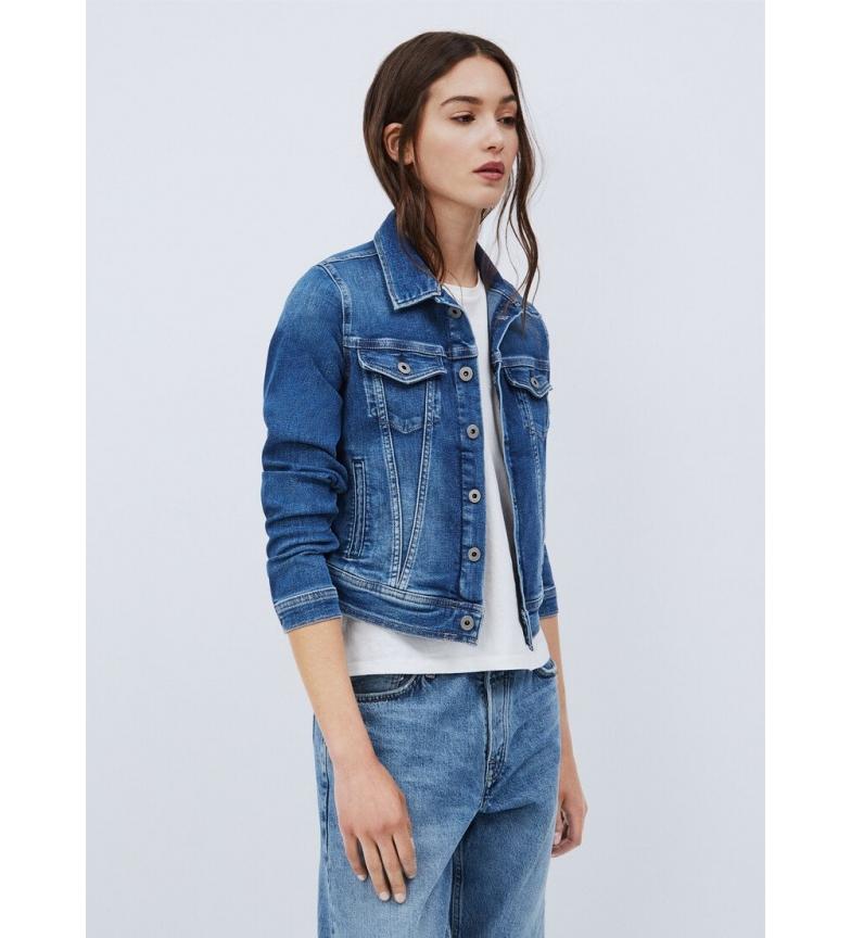 Comprar Pepe Jeans Core denim jacket navy