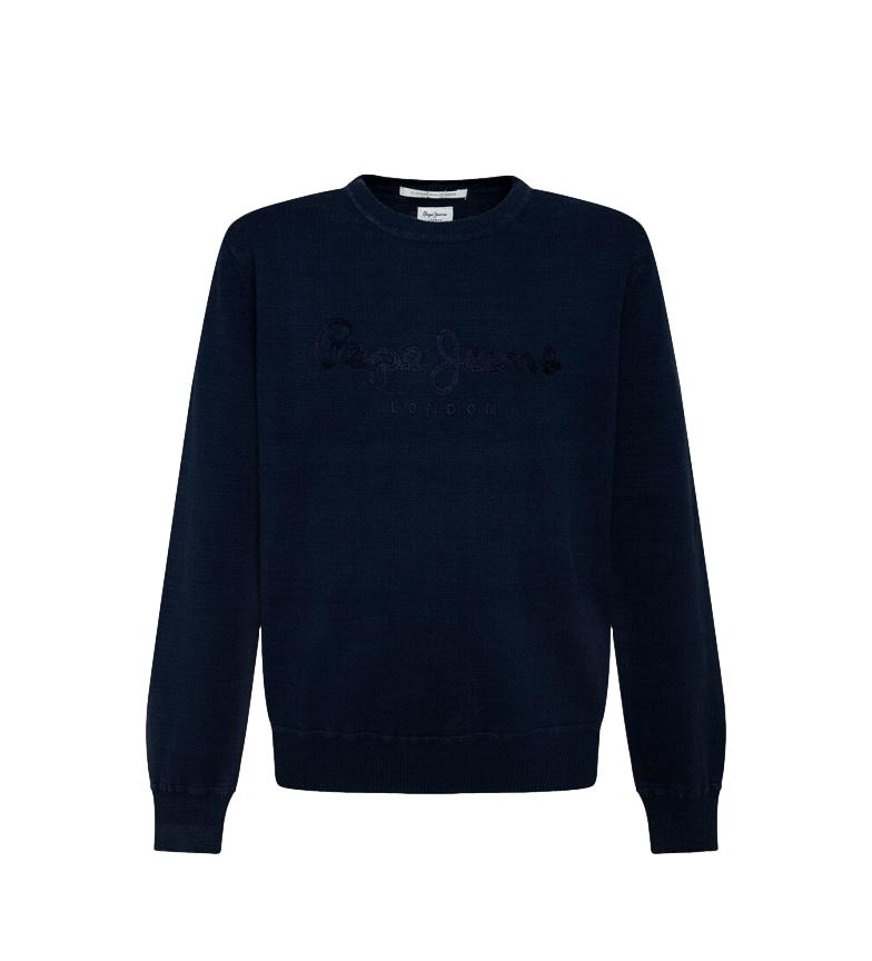 Comprar Pepe Jeans Hal navy sweater