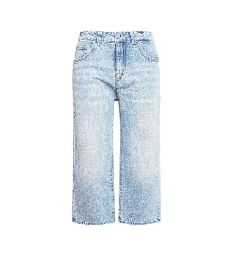 Comprar Pepe Jeans Jeans Klaudia Loose Fit Regular Waist bleu