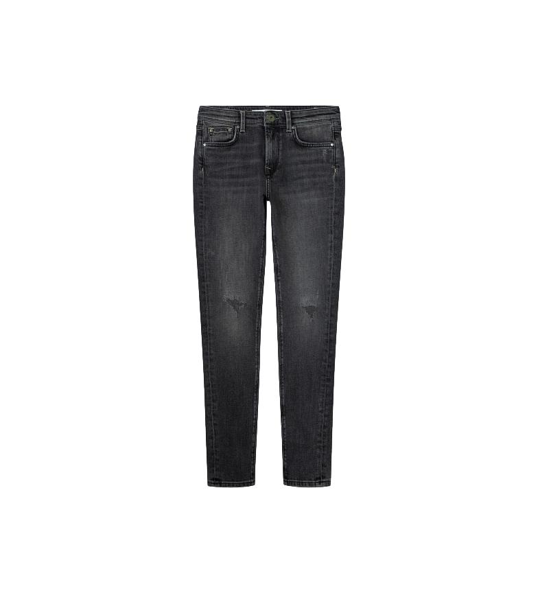 Comprar Pepe Jeans Jeans Pixlette High Skinny Fit High Waist gris foncé