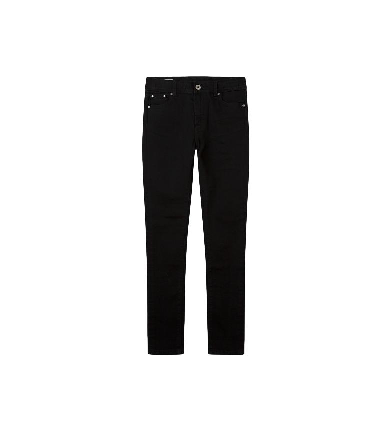 Comprar Pepe Jeans Jeans Pixelette High Skinny Fit noir