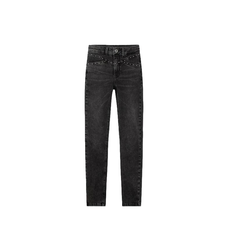Comprar Pepe Jeans Jeans Pixlette High CutOut noir