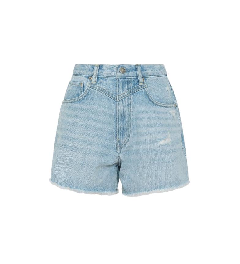 Comprar Pepe Jeans Short en jean Rachel bleu