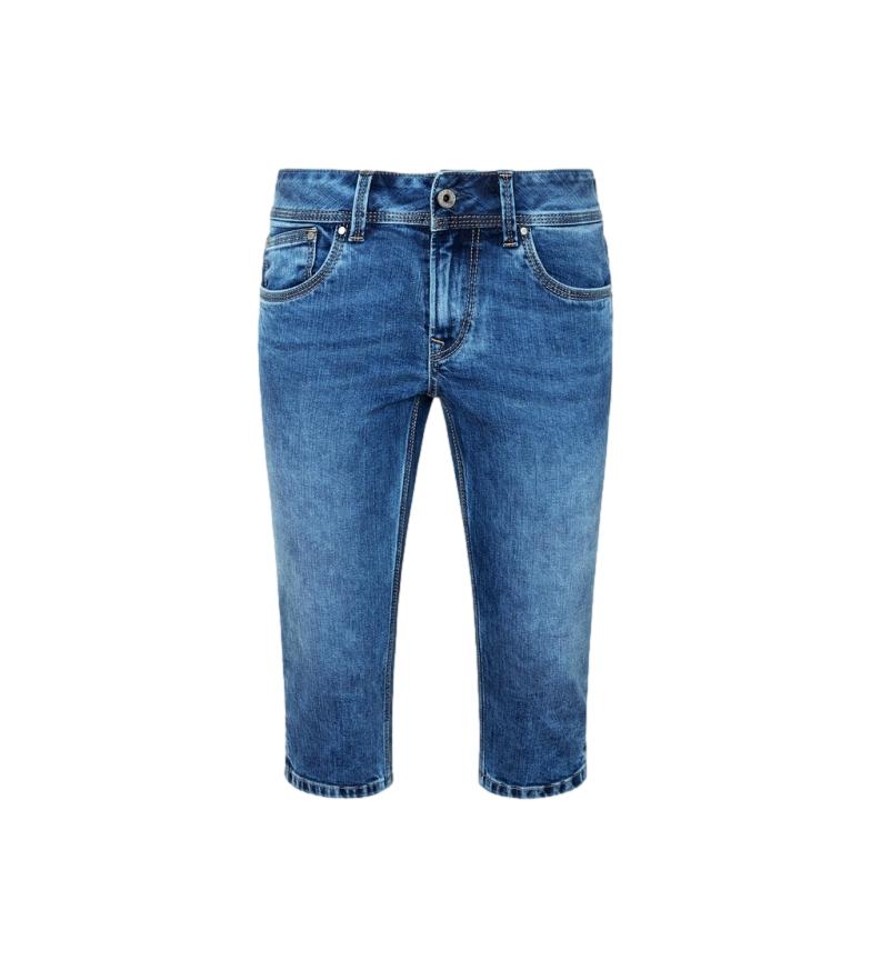 Comprar Pepe Jeans Capri pants Saturn Crop blue