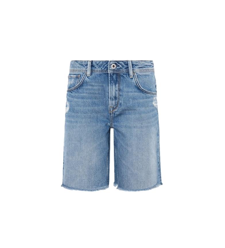 Comprar Pepe Jeans Short Denim Violet bleu