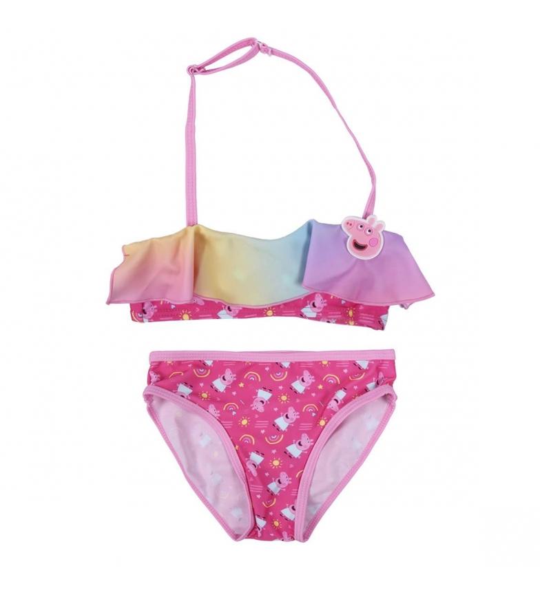 Comprar Cerdá Group Bikini con Volante Peppa Pig rosa