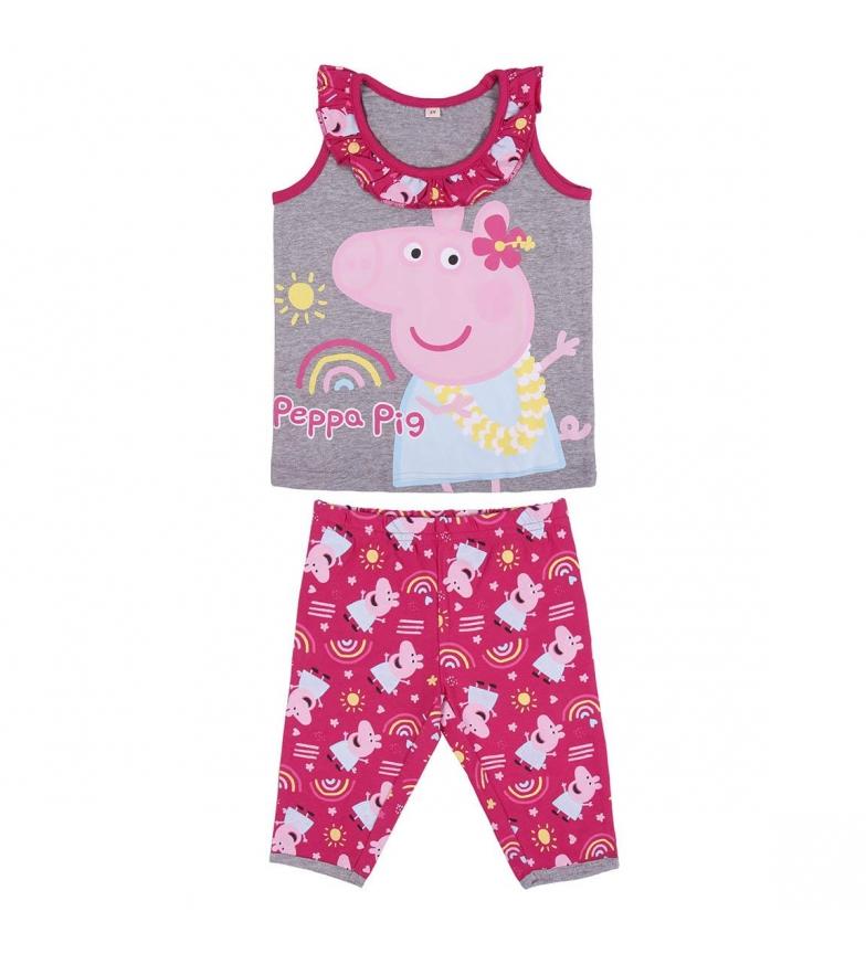 Comprar Cerdá Group 2 Piece Set Single Jersey pink, grey
