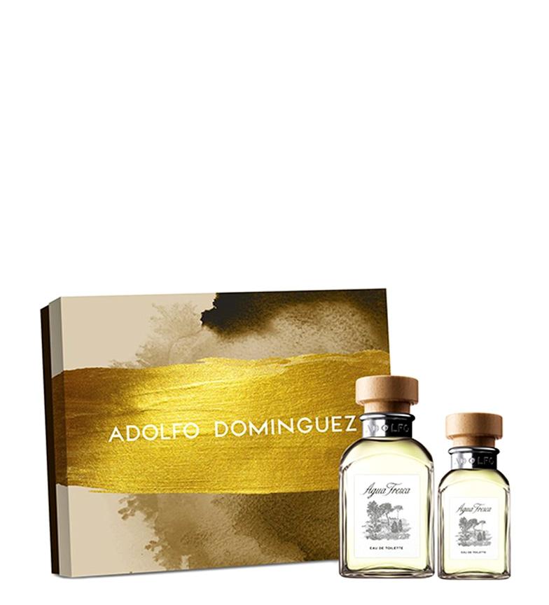 Comprar Adolfo Dominguez Lote 2pz Agua Fresca edt 120 ml + edt 30ml