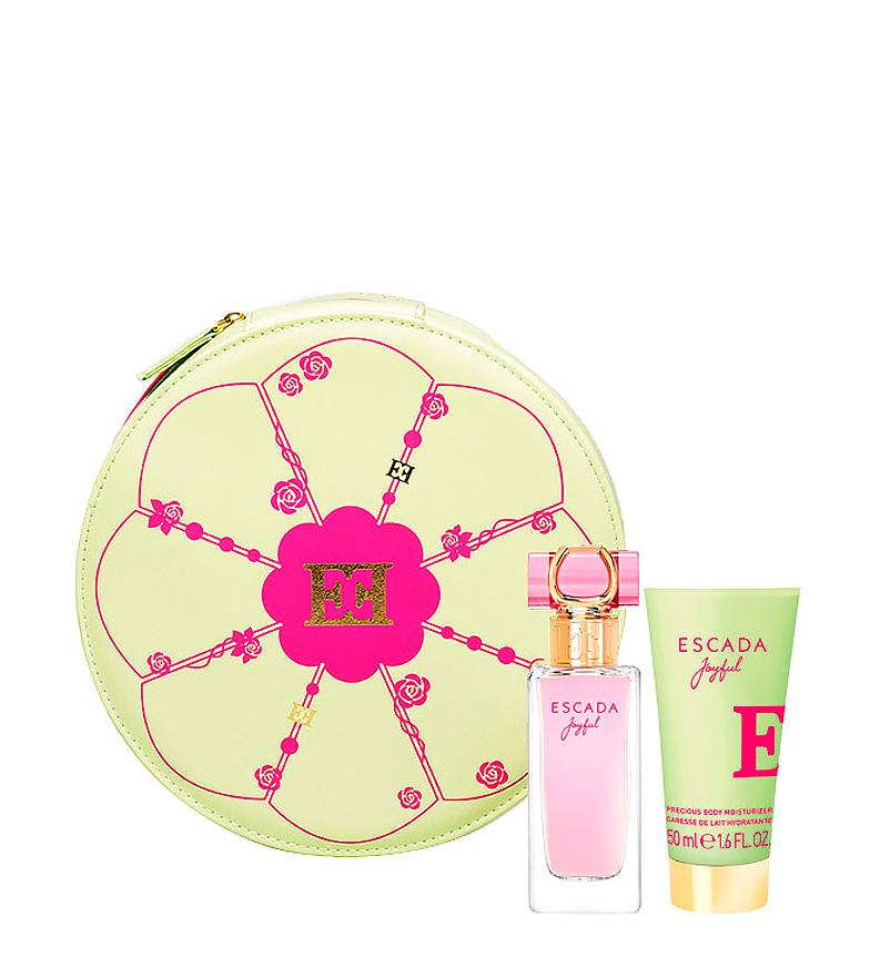 Comprar Escada Confezione Escada Eau de Parfum 50ml e Body Lotion 50ml Joyful