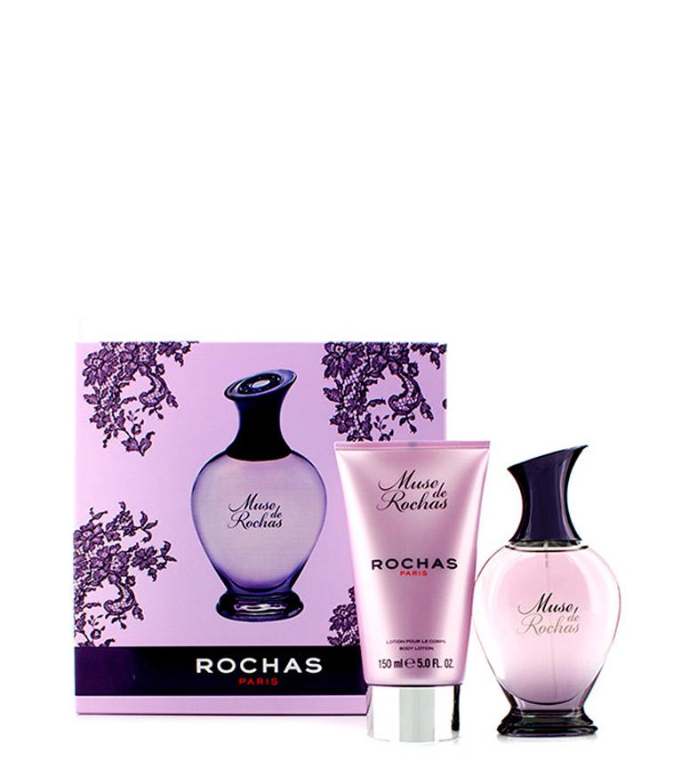 Comprar Rochas Rochas Pack Eau de parfum de 100ml y body milk de 100ml Muse