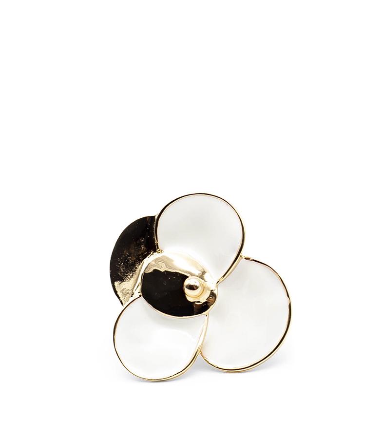 Comprar Pertegaz Camellia ring white, gold