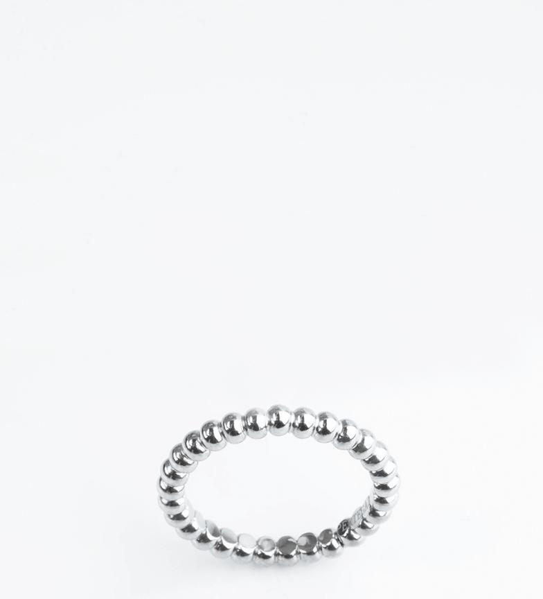 Comprar Pertegaz Ring Play Bolitas silver