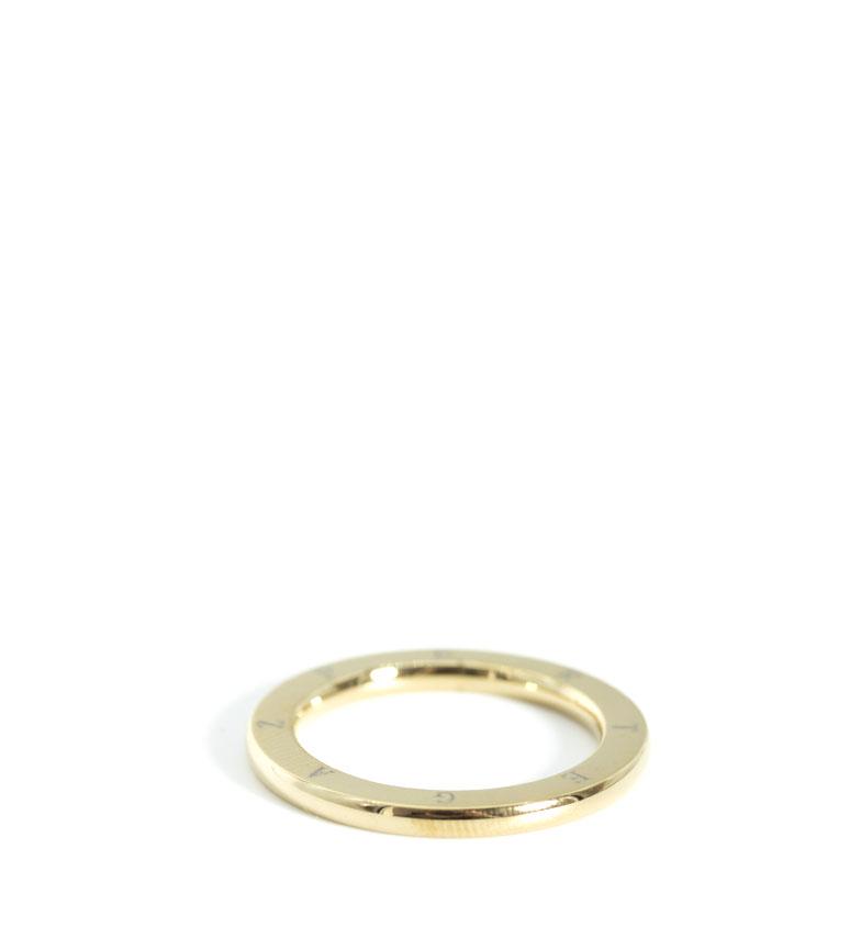 Comprar Pertegaz Anel de ouro liso