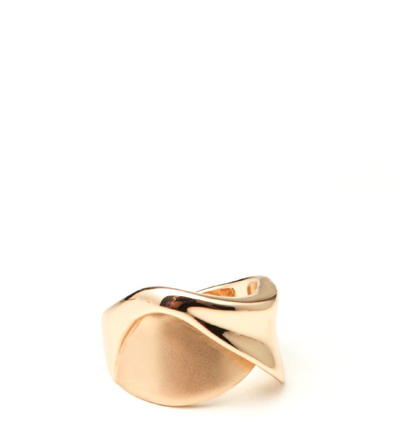 Comprar Pertegaz Golden Silk Ring -2cm-