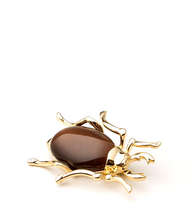 Comprar Pertegaz Broche Escarabajo II dorado