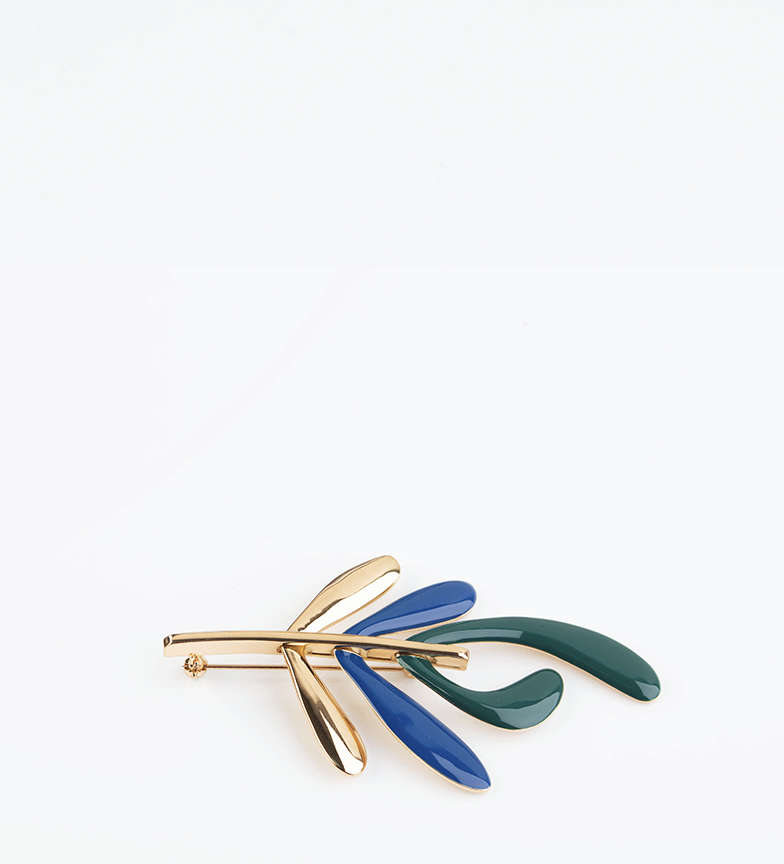 Comprar Pertegaz Broche Matisse or
